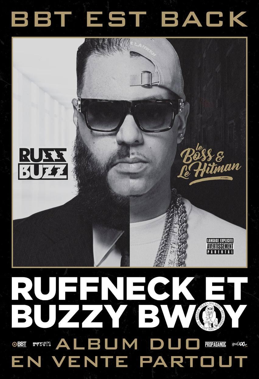 Ruffneck et BuzzyBwoy