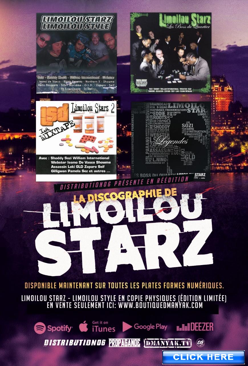 Limoilou Starz