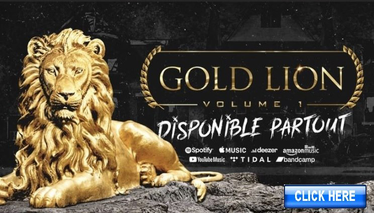 Gold lion volume 1